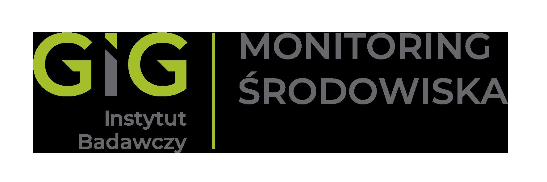 Monitoring Środowiska | GIG Instytut Badawczy